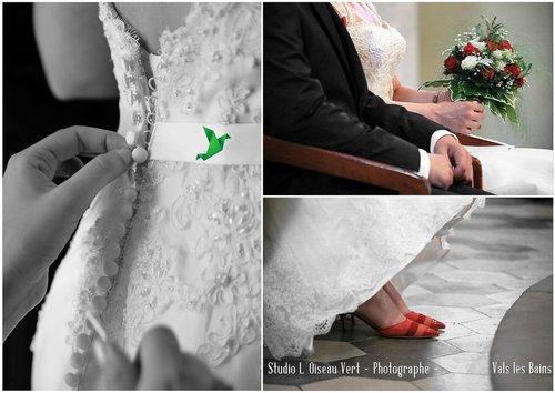 Photographe mariage - Studio L' Oiseau Vert - photo 96