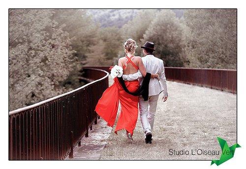 Photographe mariage - Studio L' Oiseau Vert - photo 85