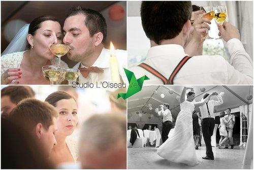 Photographe mariage - Studio L' Oiseau Vert - photo 94