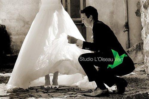 Photographe mariage - Studio L' Oiseau Vert - photo 90