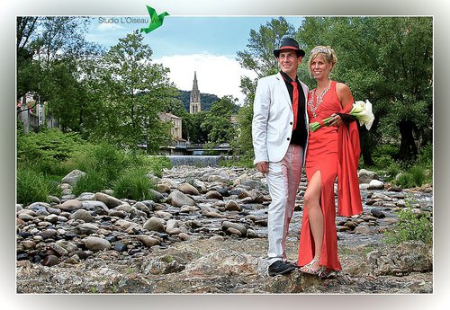 Photographe mariage - Studio L' Oiseau Vert - photo 86