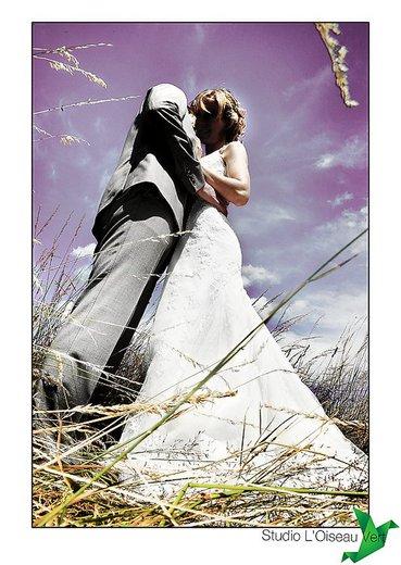Photographe mariage - Studio L' Oiseau Vert - photo 88