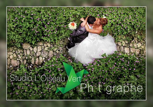 Photographe mariage - Studio L' Oiseau Vert - photo 89