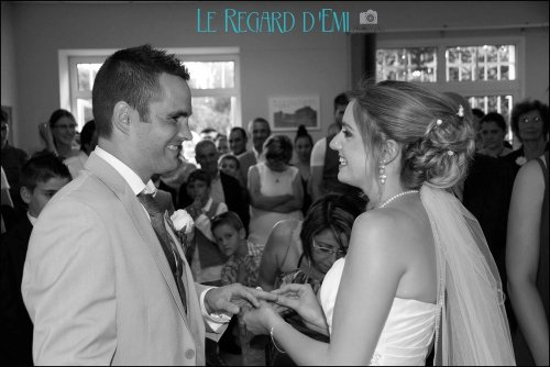 Photographe mariage - Le Regard d'Emi  - photo 27