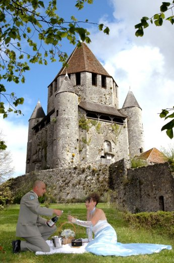 Photographe mariage - HERVE PHOTO PROVINS - photo 9