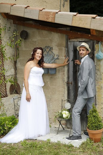 Photographe mariage - HERAUD Marcel - photo 1