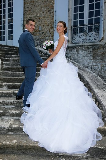 Photographe mariage - HERAUD Marcel - photo 5