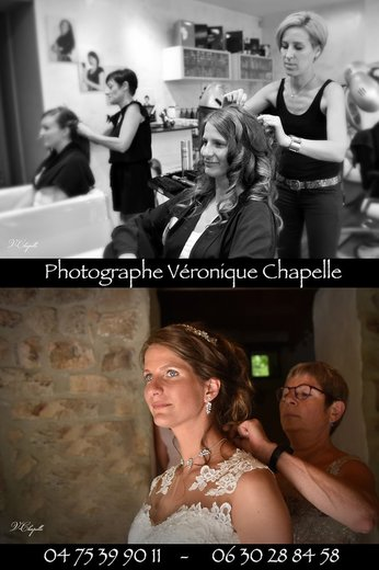 Photographe mariage - VERONIQUE CHAPELLE - photo 20