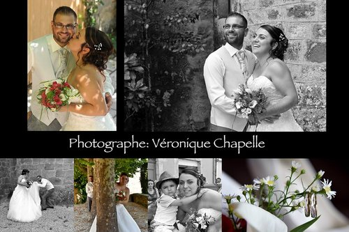 Photographe mariage - VERONIQUE CHAPELLE - photo 19