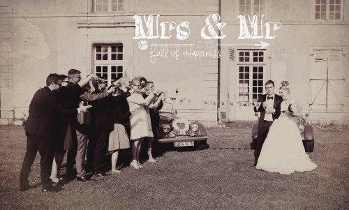 Photographe mariage - Photographies d'Antan - photo 89