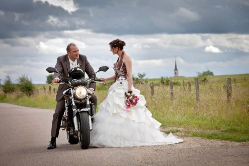 Photographe mariage - GERARD PHOTO Vittel - photo 26