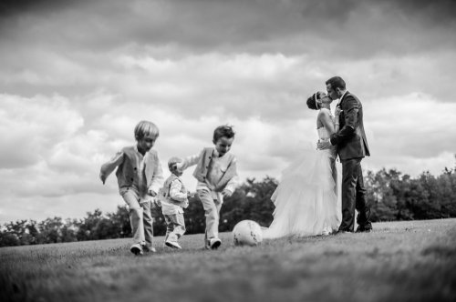 Photographe mariage - benoit gillardeau - photo 9
