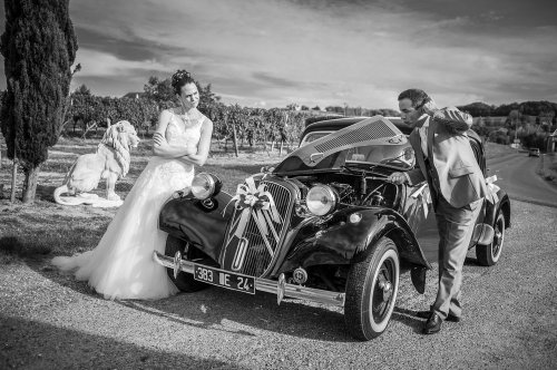Photographe mariage - Jouniaux Christophe - photo 23