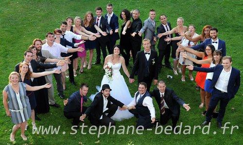 Photographe mariage - STEPHANE BEDARD art d'histoire - photo 3