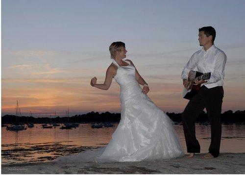 Photographe mariage - STEPHANE BEDARD art d'histoire - photo 1