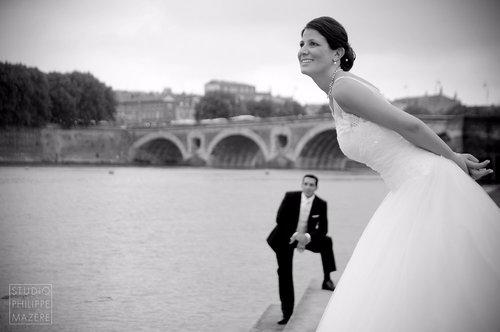 Photographe mariage - Studio Philippe Mazere - photo 3