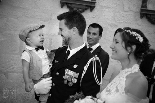 Photographe mariage - Studio Philippe Mazere - photo 22