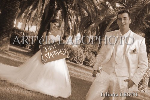 Photographe mariage - ART'elo LABOPHOTO  - photo 41