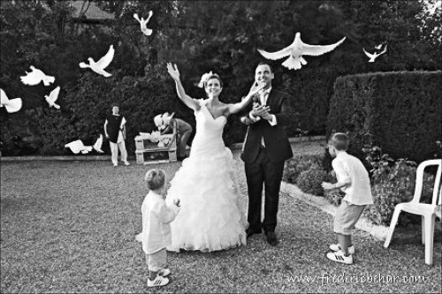 Photographe mariage - Louis Béhar 06 09 86 55 81 - photo 1
