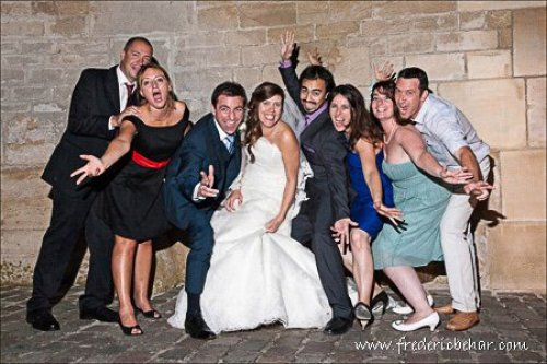 Photographe mariage - Louis Béhar 06 09 86 55 81 - photo 35
