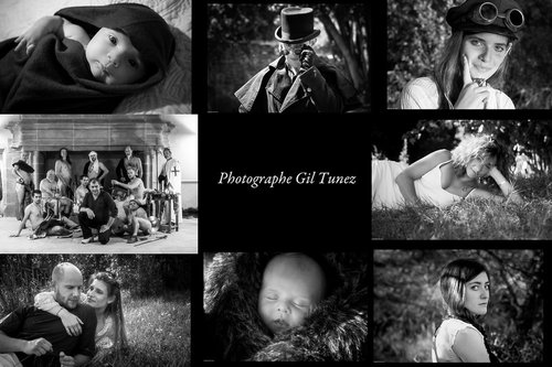 Photographe mariage - Photographe Gil Tunez - photo 1