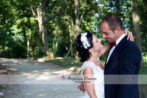 Photographe mariage - Angélique Chesnet Photographe - photo 6