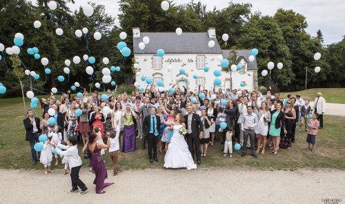Photographe mariage - Claire Huteau - photo 1