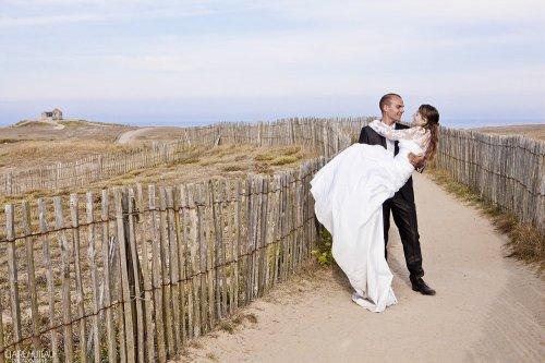 Photographe mariage - Claire Huteau - photo 17