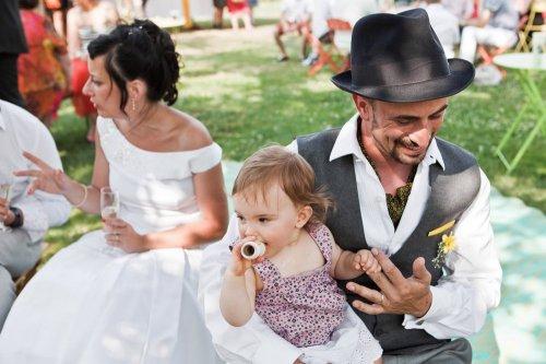 Photographe mariage - Claire Huteau - photo 12