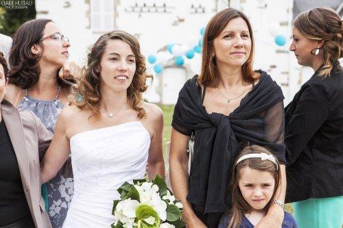 Photographe mariage - Claire Huteau - photo 20