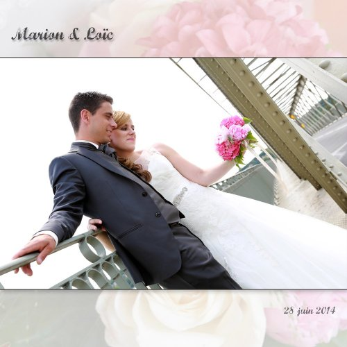 Photographe mariage - LE STUDIO DE MARIE - photo 60