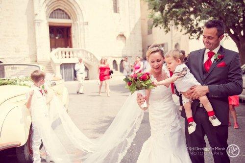 Photographe mariage - L' ¼il Derrière le Miroir - photo 9