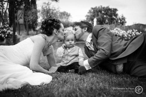 Photographe mariage - L' ¼il Derrière le Miroir - photo 21