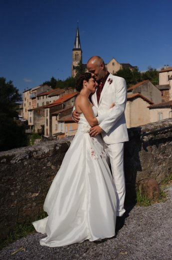 Photographe mariage - Amandine Johannet - photo 9