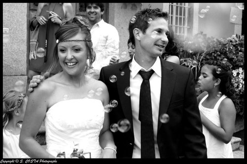 Photographe mariage - Sandrine Costa Photographe - photo 25