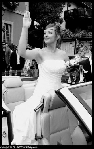 Photographe mariage - Sandrine Costa Photographe - photo 26