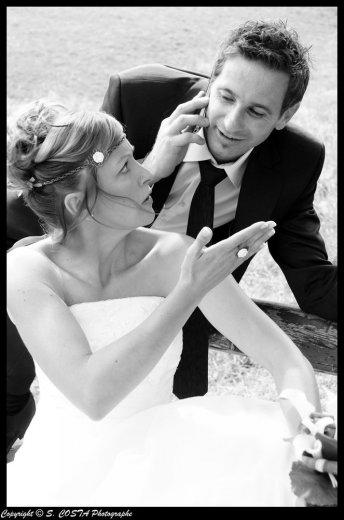 Photographe mariage - Sandrine Costa Photographe - photo 8