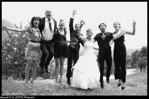 Photographe mariage - Sandrine Costa Photographe - photo 5