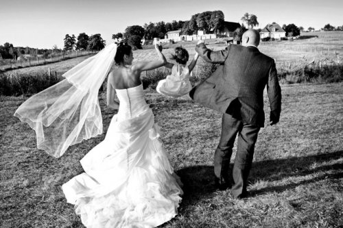 Photographe mariage - Nitkowski Photographie - photo 25