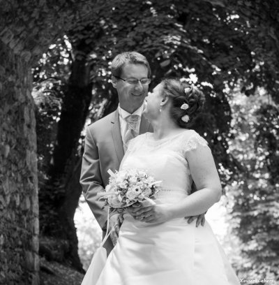 Photographe mariage - Xavier Lebert Photographie - photo 4