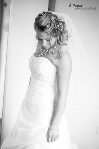 Photographe mariage - Aurélie PEIGNIER - photo 6