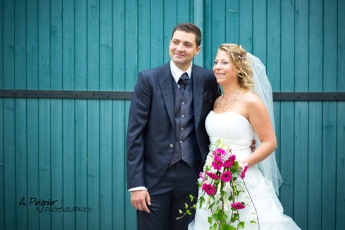 Photographe mariage - Aurélie PEIGNIER - photo 10