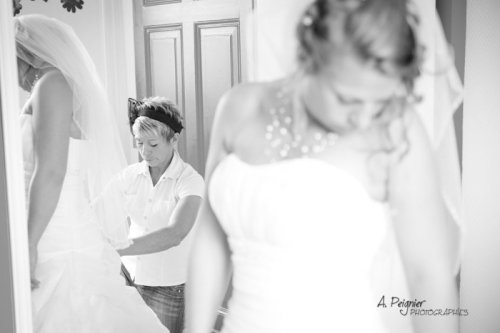 Photographe mariage - Aurélie PEIGNIER - photo 8