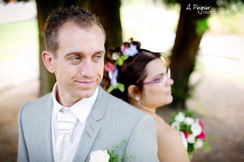 Photographe mariage - Aurélie PEIGNIER - photo 3