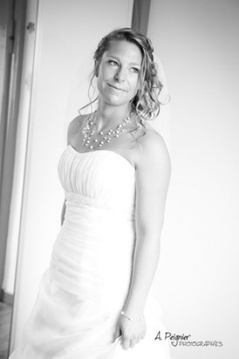 Photographe mariage - Aurélie PEIGNIER - photo 7