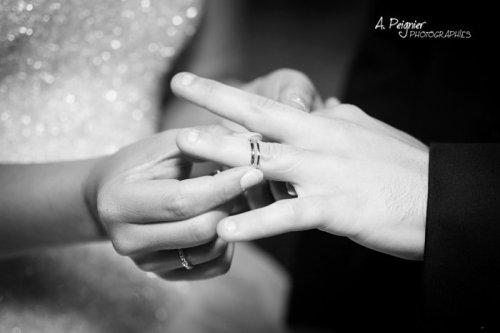 Photographe mariage - Aurélie PEIGNIER - photo 22