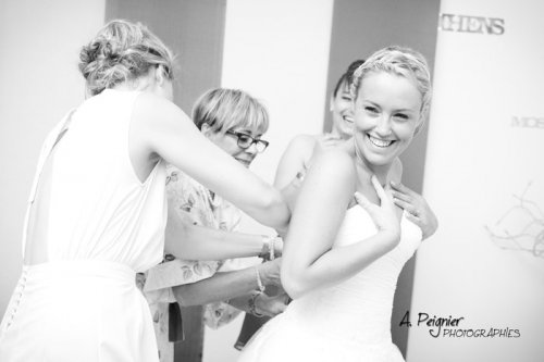 Photographe mariage - Aurélie PEIGNIER - photo 14