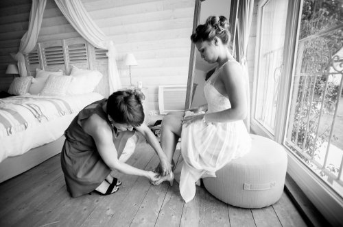 Photographe mariage - CHAZELLE Marc - Photographe - photo 14