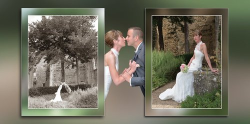 Photographe mariage - Photo Bizet - photo 5