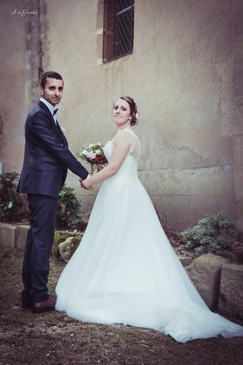 Photographe mariage - Arti'Graphie - photo 23